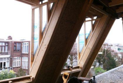 Opbouw Den Haag